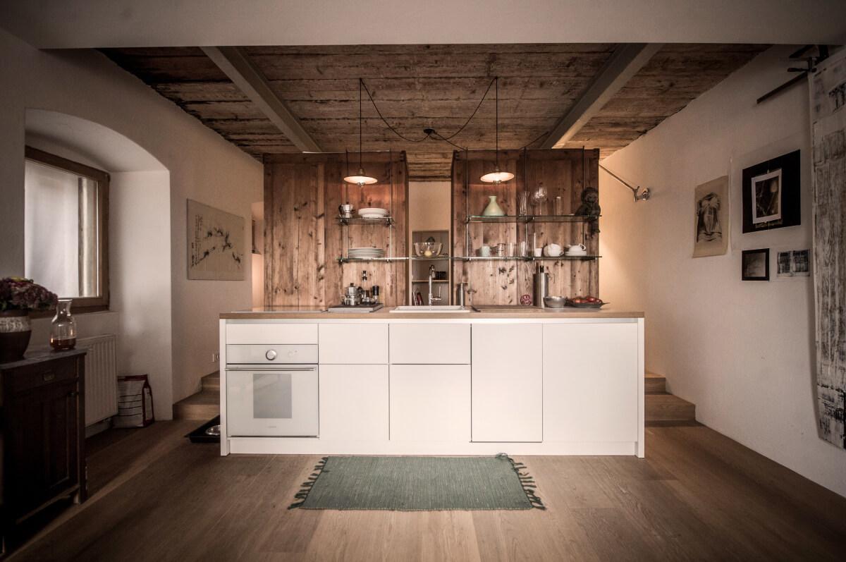 Prenova stanovanja pod grajskim gričem